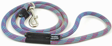 Krebs Recycle Ruby Leash